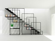 Contemporary Stairs Design 19