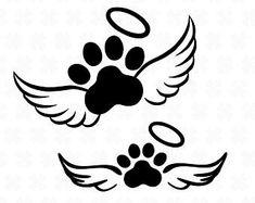 Baby foot svg Feet footprint shower svg Baby footprint svg cut files Baby angel wings svg files for Tatoo Dog, Dog Tattoos, Print Tattoos, Skull Tattoos, Sleeve Tattoos, Tattoos For Baby Boy, Tattoo Baby, Baby Memorial Tattoos, Paw Print Art