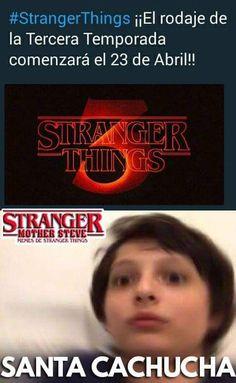 Read from the story Memes de Stranger Things 2 by ( Stranger Things Quote, Stranger Things Aesthetic, Stranger Things Netflix, Saints Memes, America Memes, Beautiful Series, Favim, Staying Alive, Fandoms