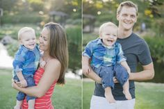 Family session by Rachel Moyer