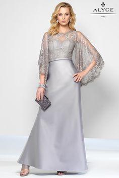 The Hottest Dress Designer hands down! Alyce Paris.  Check out their dresses at alyceparis.com Black Label | Dress Style #5806 #http://pinterest.com/alyceparis