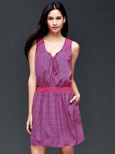 Summer Fashion Find:  Smock dress
