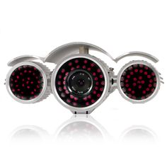 Sentinel - Waterproof Night Vision CCTV Camera (108 IR LED's) - PAL