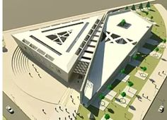 Concept Architecture, Facade Architecture, Sustainable Architecture, Oslo Opera House, Auditorium Design, Mix Use Building, Hospital Design, Arch Model, Facade Design