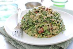 Guacamole Tuna Salad ~ sounds good but it kinda looks iffy! I'll give it try.