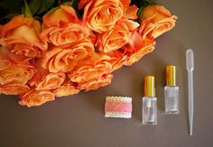 DIY Rosewater Spray