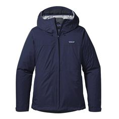 Patagonia Women\'s Torrentshell Jacket - Navy Blue NVYB