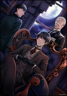 Black Butler | Kuroshitsuji