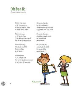 lied: Dit ben ik (M. I School, Learn Dutch, Dutch Words, Vlog, Yoga For Kids, Kids Songs, Music Education, Classroom