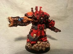 Chaos Space Marines, Obliterators, Warhammer 40,000