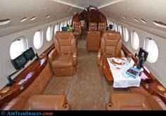 Luxury Aircraft Solutions - Heavy Jet Falcon 7X Available for Charter  www.LuxuryAircraftSolutions.com Luxury Private Jets, Private Plane, Executive Jet, Luxury Helicopter, Cabin Crew, Air Travel, Aircraft, Boy Toys, Planes