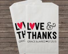 Wedding Favor Bags, Candy Buffet Bags, Candy Bar Bags, Favor Bags, Personalized Wedding Favor Bags, Treat Bags, Custom Favor Bags, Kraft 084