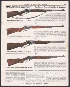 Dating Winchester 88 Model