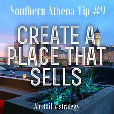Your space should help you sell more, do more, produce more, make more. #southernathenatips #nashville #realestate #design #strategy #realtor #cre #retail #officelife #homesweethome