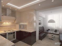 Дизайн квартиры в Евпатории от Kucherenko Design: интерьер, зd визуализация, квартира, дом, гостиная, современный, модернизм, 30 - 50 м2, интерьер #interiordesign #3dvisualization #apartment #house #livingroom #lounge #drawingroom #parlor #salon #keepingroom #sittingroom #receptionroom #parlour #modern #30_50m2 #interior arXip.com