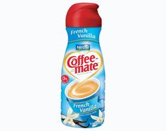 Coffee-mate  Liquid Coffee Creamer French Vanilla. Flavors are spot on to what they advertise!