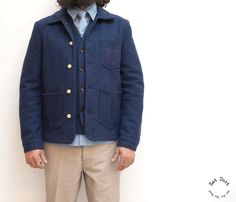 Eat Dust in Blue & the Eat Dust Wool Vest (this will be limited) Denim Button Up, Button Up Shirts, Jeans And Flats, Wool Vest, Mens Fashion, Fashion Outfits, Timeless Elegance, Outerwear Jackets, Work Wear
