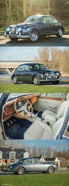 Jaguar – One Stop Classic Car News & Tips Classic Cars British, British Sports Cars, Best Classic Cars, British Car, British Style, Jaguar S Type, Jaguar Cars, Automobile, Jaguar Daimler
