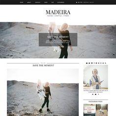 Geben Sie Ihrem Blog einen glamourösen Magazin-Stil-Gefühl mit Madeira-Vorlage. Diese vorgefertigten Blogger Entwurf wurde zugeschnitten und präsentieren Sie Ihre Inhalte mühelos zeitlosen Stil.  LIVE DEMO-SITE: http://madeirabloggertemplate.blogspot.com/  Alle Blogger-Vorlagen werden gebildet, um Blogger Anpassung Supporttools - so können Sie Schriftarten, Verknüpfungen, Header, Hintergrund, Menüleiste und etc. ändern /  ▽ KONSTRUKTIONSMERKMALE: ▽  • Anpassbare Schriftarten & Farben im…