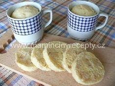 Hrnkové knedlíky Slovak Recipes, Czech Recipes, Keto Bread, Dumpling, Yummy Appetizers, Food To Make, Side Dishes, Easy Meals, Food And Drink