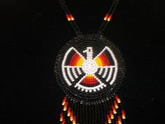 thunderbird necklace, native american by deancouchie on Etsy