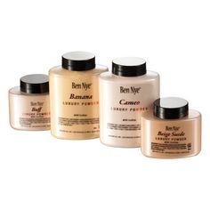 Ben Nye Translucent Powders