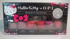 Hello Kitty by OPI Nail Lacquer Travel Exclusive Collection