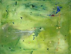 Helen Frankenthaler (1928-2011)A Green Thought in a Green Shade, 1981