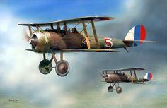Nieuport 28 - Robert Karr