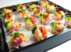 アヒージョカップ Ricca catering&deli シェフケータリング&デリバリー