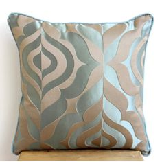 Decorative Pillow Sham Cover Couch Pillow Sofa by TheHomeCentric
