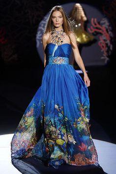 Zuhair Murad İlkbahar-Yaz 2009 - Couture
