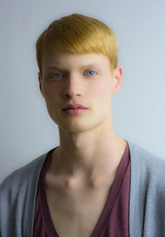 Model Alexander Wolf is quite literally a lovely person. His appearance is supernatural and stunning.