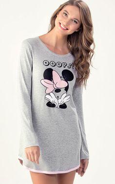 MIXTE PIJAMAS • fallwinter2015 • inverno2015 • conforto • pijamas • lindaemcasa • fashion • love • moda • beautiful Cute Pjs, Cute Pajamas, Lazy Day Outfits, Cute Outfits, Lingerie Sleepwear, Nightwear, Pijama Disney, Disney Mickey, Pyjamas