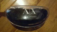 Armani Exchange Sunglasses Case
