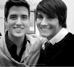 LOGAN HENDERSON & James Maslow.