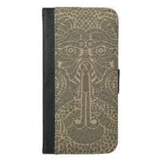 Custom Abstract Dragon Face Wallet leather Dragon Face, Dragon Head, Phone Card, Dragon Slayer, New Year Card, Dog Design, Go Shopping, Card Wallet, Custom Clothes
