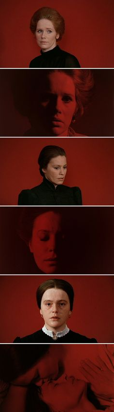Cries and Whispers // dir. Ingmar Bergman