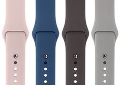New Colors Launch for Apple Watch Sport Band, Woven Nylon, and Classic Buckle - AIVAnet Apple Band, Apple Watch Bands, Apple Today, Wearable Technology, Apple Watch Series 1, Apple Products, Sport Watches, Product Launch, Accessories
