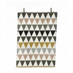 Triangle Tea Towel - Multi