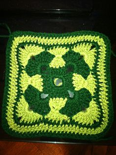 Ravelry: Project Gallery for Granny Square 1 pattern by Leisure Arts