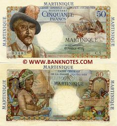 Saint Pierre and Miquelon 1 NF on 50 Francs (nude) Money Template, Money Notes, Ville France, Coin Values, St Pierre And Miquelon, Old Money, World Coins, Coin Collecting, Money Paper