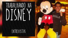 Trabalhar na Disney: Entrevistas e seleção no Brasil