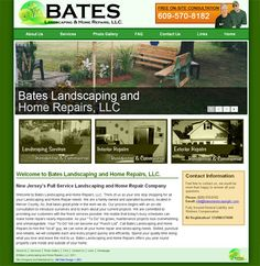 Bates Landscaping and Home Repairs