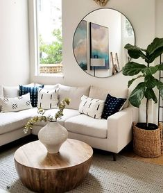 Wonderful Diy Ideas: Minimalist Home Kitchen Dining Rooms minimalist living room with kids rugs.Minimalist Home White Grey minimalist living room minimalism interiors. My Living Room, Living Room Interior, Living Room Furniture, Living Room Decor, Living Spaces, Dining Room, Small Living, Modern Living, Cozy Living