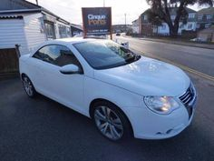 Used 2007 (60 reg) Volkswagen EOS 2.0 TDI Sport 2dr for sale on RAC Cars