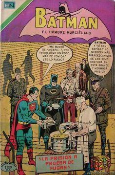 No. 561 Novaro - Batman, Portada