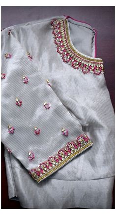 Cutwork Blouse Designs, Kids Blouse Designs, Hand Work Blouse Design, Pattu Saree Blouse Designs, Simple Blouse Designs, Stylish Blouse Design, Blouse Neck Designs, Bridal Blouse Designs, Zardosi Work Blouse