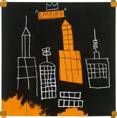Mecca, 1982 by Jean-Michel Basquiat - art print from Easyart.com