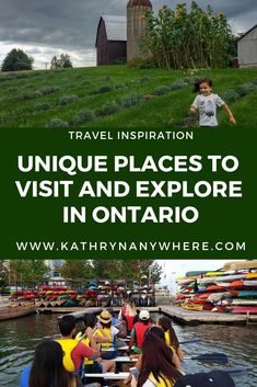 Looking For Exciting and Unique Places To Explore In Ontario? We Have You Covered! - US and Canada Travel - Canada Travel, Travel Usa, Ontario Parks, Ontario Travel, Toronto Island, Hiking With Kids, Travel Inspiration, Travel Ideas, Day Trips
